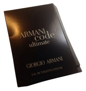 Giorgio Armani Ultimate armani code edt intense 1.5ml