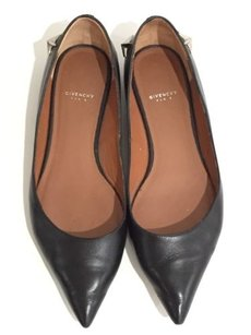 Givenchy Pointy Black Flats