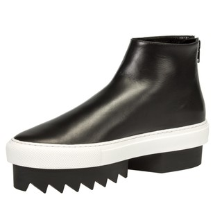 Givenchy Leather Platform Black Platforms