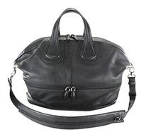 Givenchy Nightingale Mens Satchel in black