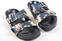 Givenchy Multicolor Flower Multi-Color Sandals