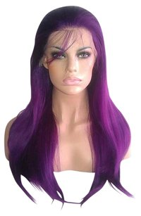Purple Beauty Lace Front Wig 22-26 inches!!