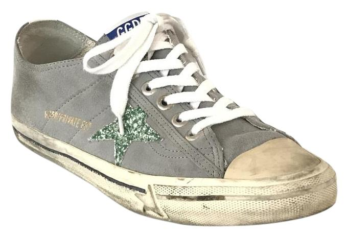 Free Shipping New Arrival Discount Cheap Golden Goose V-Star 2 Suede sneakers Where Can I Order Cheap With Paypal Cheap With Credit Card 6RNxK8HB