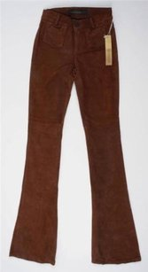 Goldsign Womens Blossom Brown Boot Cut Jeans