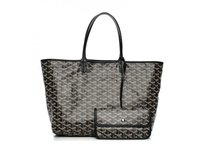Goyard Handbag Pm St Louis Pm Tote in Black
