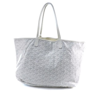 Goyard Tote in White