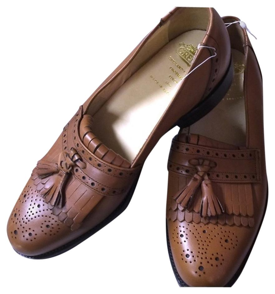 "Grenson Uk Leather Men 7 1/2"" Flats Size US 10.5 Extra ..."