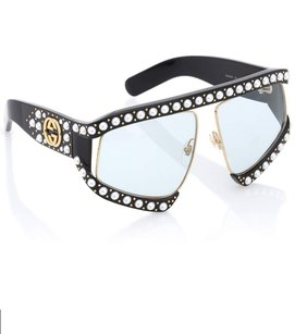 Gucci NEW Gucci GG0234s 001 pearl mask Sunglasses