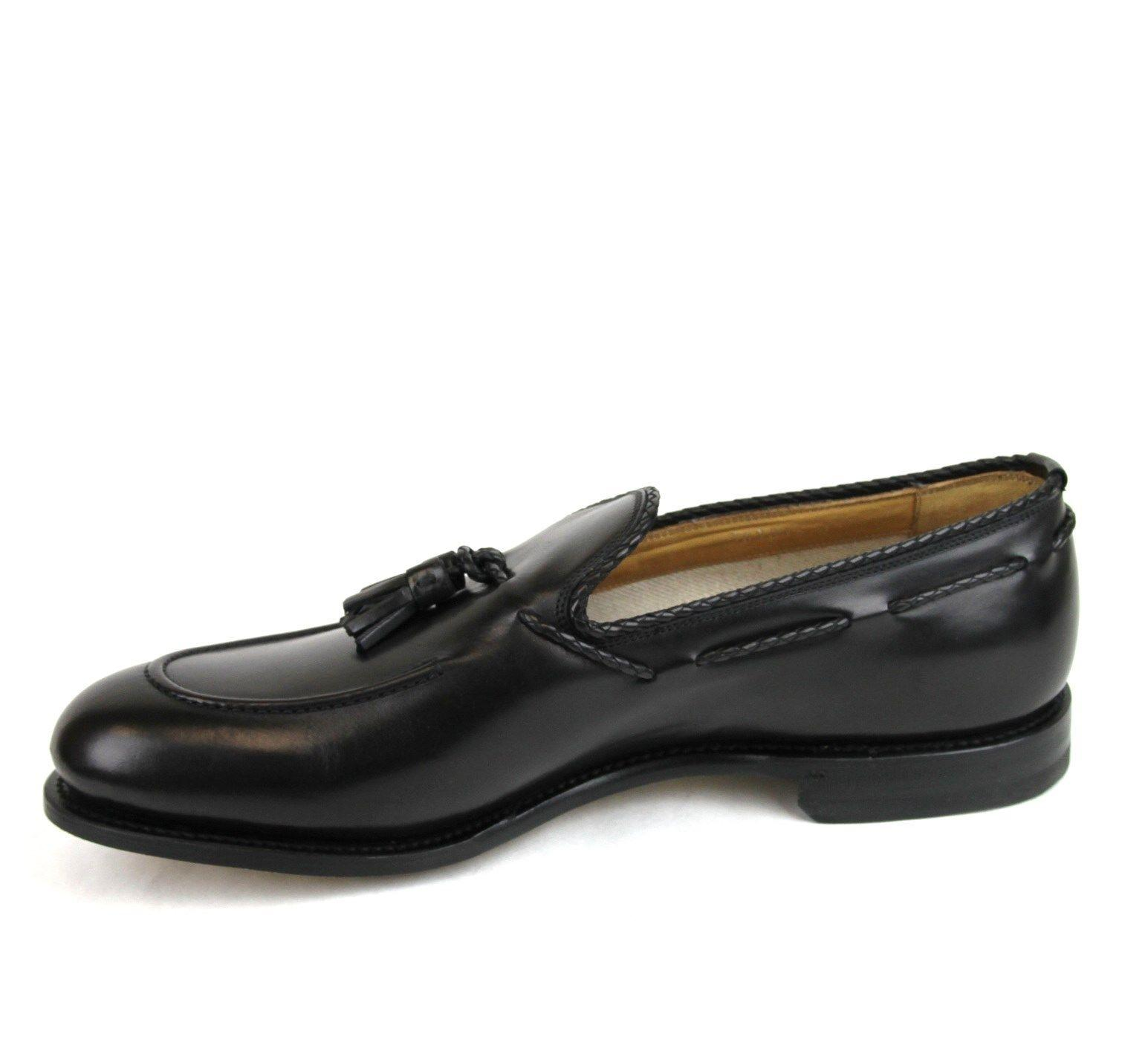 gucci dress shoes. gucci leather dress shoes loafer w/tassel 11.5/ us 12.5 309016 1000