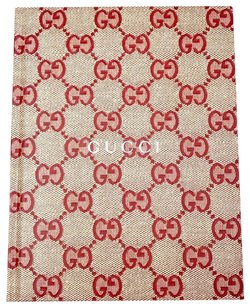 """Gucci 2018 Special Appendix GUCCI Notebook """"MY SCRAPBOOK"""" Limited Edition"""