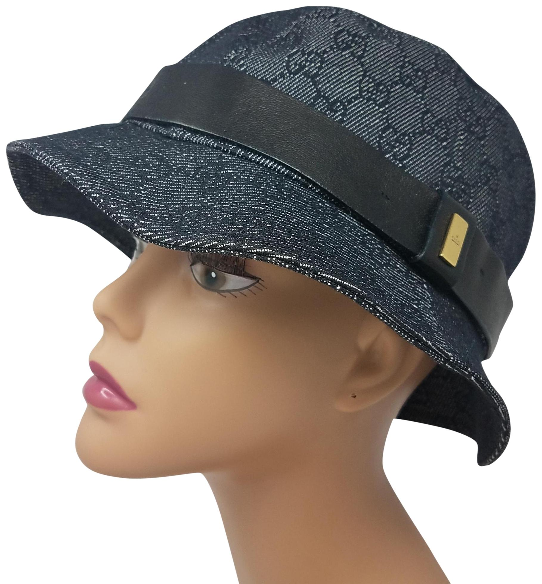 Hat for Women On Sale, Grey, Wool, 2017, M Gucci