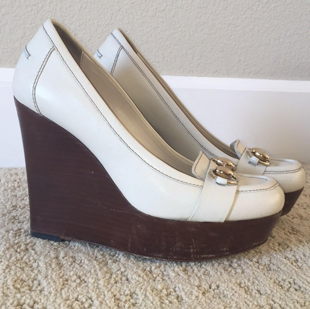 Find cream wedges at ShopStyle. Shop the latest collection of cream wedges from the most popular stores - all in one place.