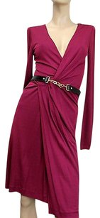 Cherry Maxi Dress by Gucci Deep Neck