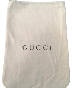 Gucci dust shoe/purse bag