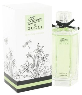 Gucci Flora Gracious Tuberose By Gucci Eau De Toilette Spray 3.3 Oz
