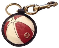 Gucci Gucci beach ball keyring
