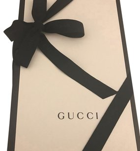 Gucci Gucci black and white magnetic x-large box