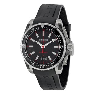 Gucci Gucci Dive Black Dial Mens Watch