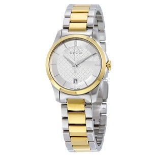 Gucci Gucci G-Timeless Silver Dial Ladies Watch