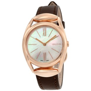 Gucci Gucci Mother of Pearl Dial Ladies Watch