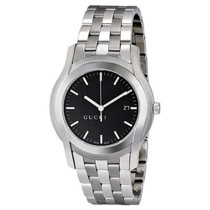 Gucci Gucci Stainless Steel Mens Watch