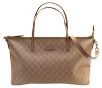 Gucci Louis Vuitton Dior Neverfull Soho Crossbody Satchel Chanel Sukey Tivioli Palermo Tote in dusty beige/peach