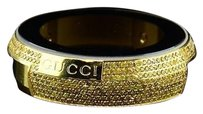 Gucci Mens Custom Gucci Bezel Only Ct. Yellow Diamond Casing For I Gucci Watch