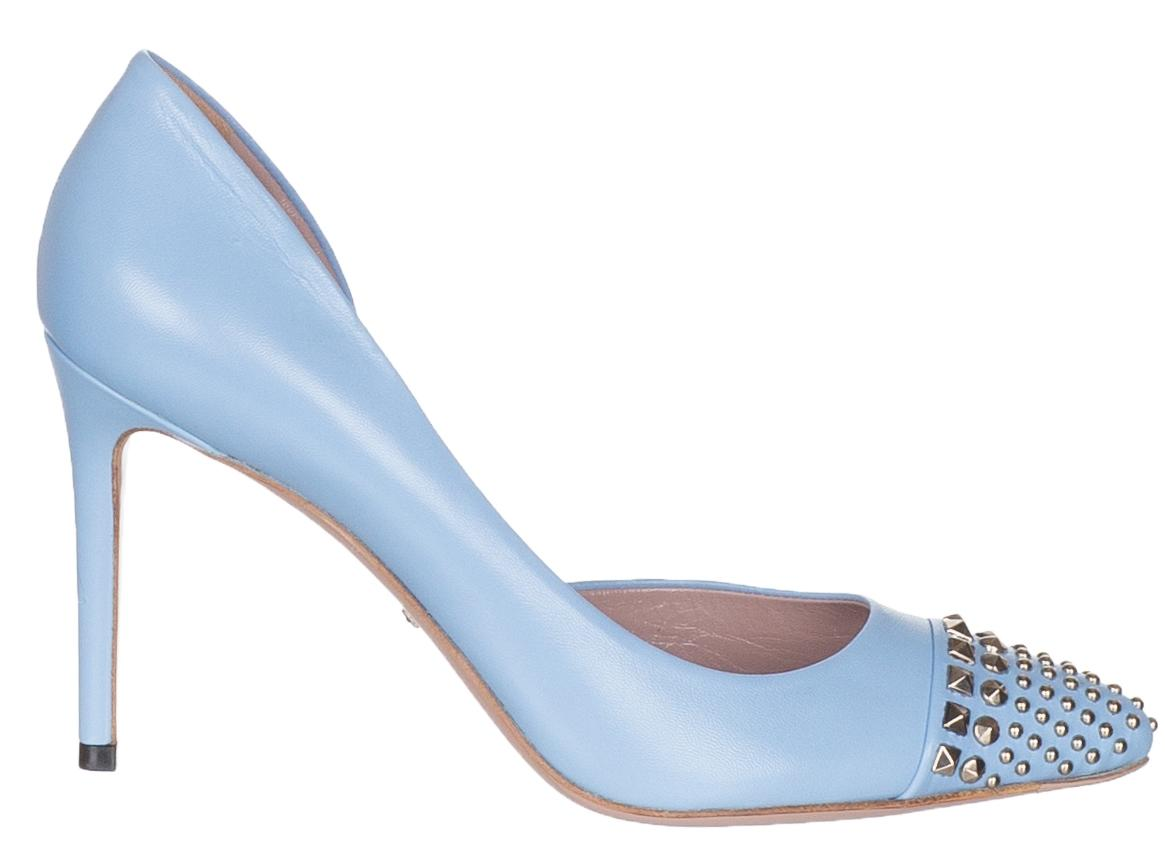 Gucci Women Pumps Blue Mineral Fashion Shoes Hot Sale Cheapest Price Save Over 50%