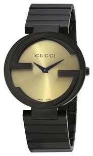 Gucci Timeless Diamond Two-tone Ladies Watch YA133314