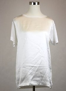 Gucci Short Sleeve Top White