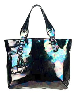 Gucci Tote in Black Iridescent