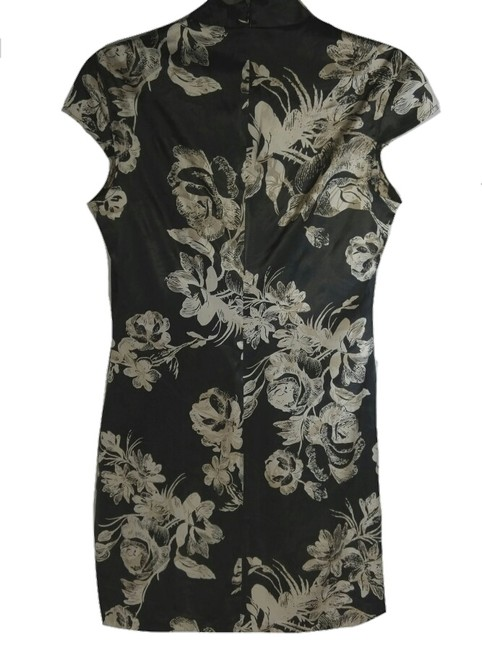 Guess short dress Asian Inspired Silk on Tradesy