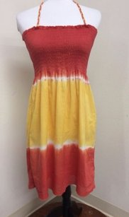 Guess short dress Tube Top Style on Tradesy