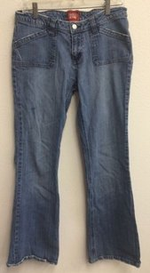 Guess Low Rise Flare Leg Jeans