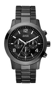 Guess Guess Bold Contemporary Waterpro Chronograph Mens Watch U15061g1