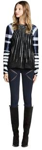 H&M Collection Studio Navy Leggings