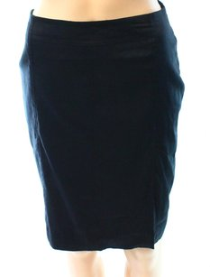 Halogen Linen-blends New With Tags Pencil 3533-2574 Skirt