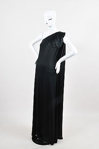 Black Maxi Dress by Halston Heritage Jersey