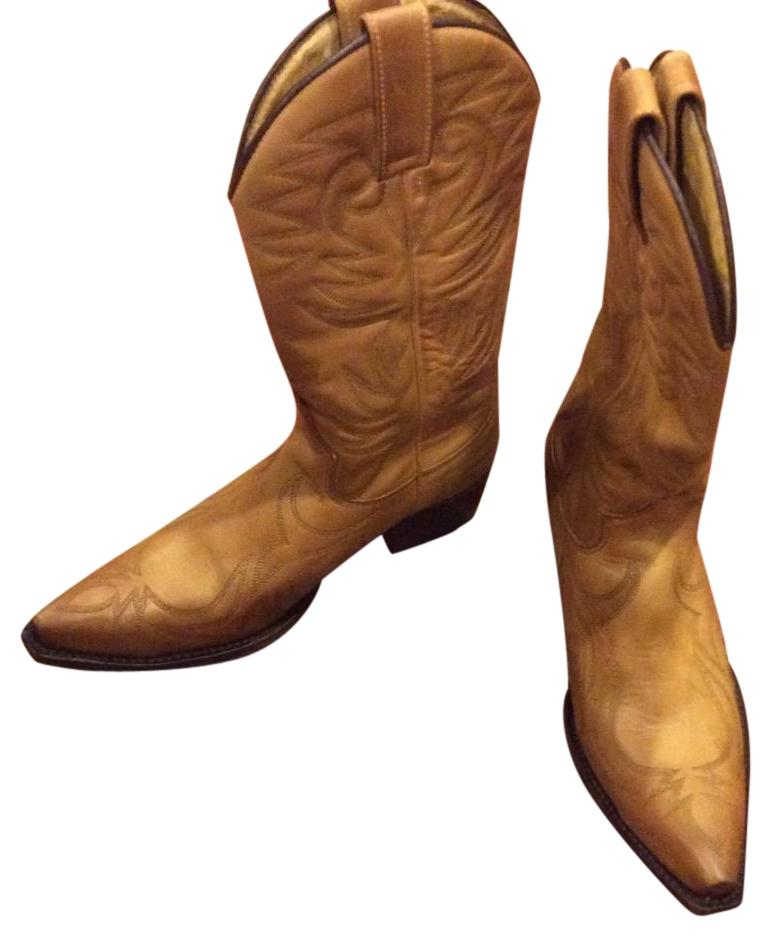 Handmade in Spain Limited Edition Cowgirl Boots 10