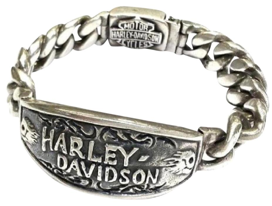 Harley Davidson Very Heavy and Sterling Silver 9 1447 Grams