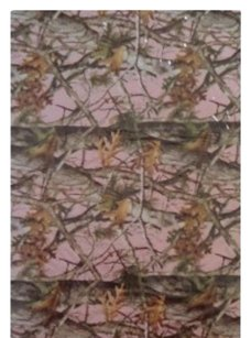 Havercamp Havercamp Pink Camo Table Cover 54x108