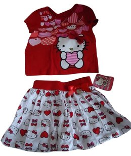 Hello Kitty 2T Infant 2 Pc Outfit ~ Adorable!