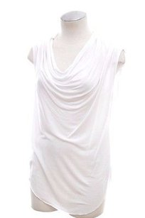 Helmut Lang For Intermix Top White