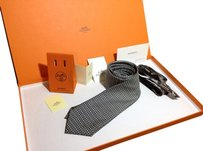 Hermes Authentic Hermes Mens Tie