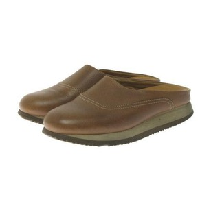 Herms Camel Sandals