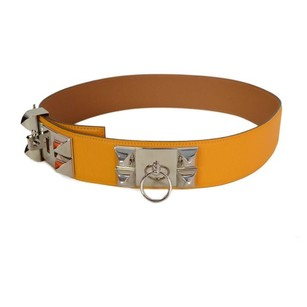 Herms Collier De Chien Belt