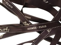 Hermès Gift box ribbon