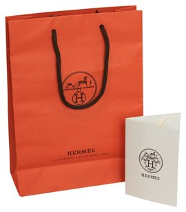 Hermès Hermes shopping bag