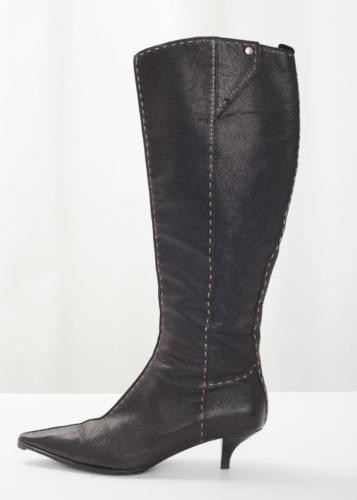 Hermès Pointed-Toe Knee-High Boots outlet latest free shipping hot sale cheap footlocker 9FqmGiGZc
