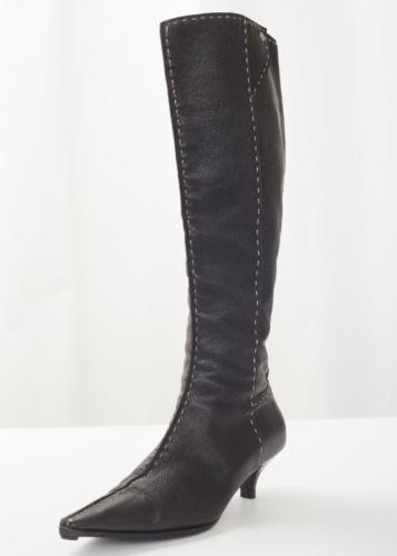 Hermès Pointed-Toe Knee-High Boots sale order 2015 new for sale sale shop outlet buy discount buy Ov9nO